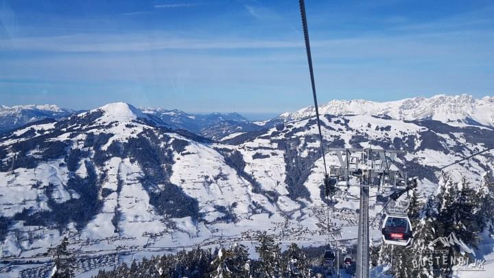 Brixental Westendorf SkiWeltbahn Brixen im Thale