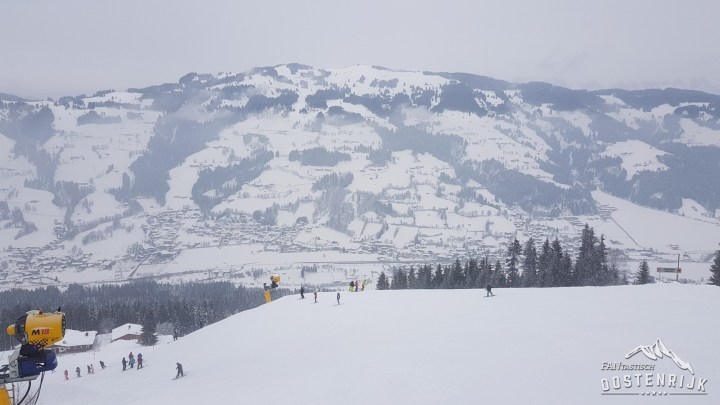 SkiWelt Brixental Kandleralm