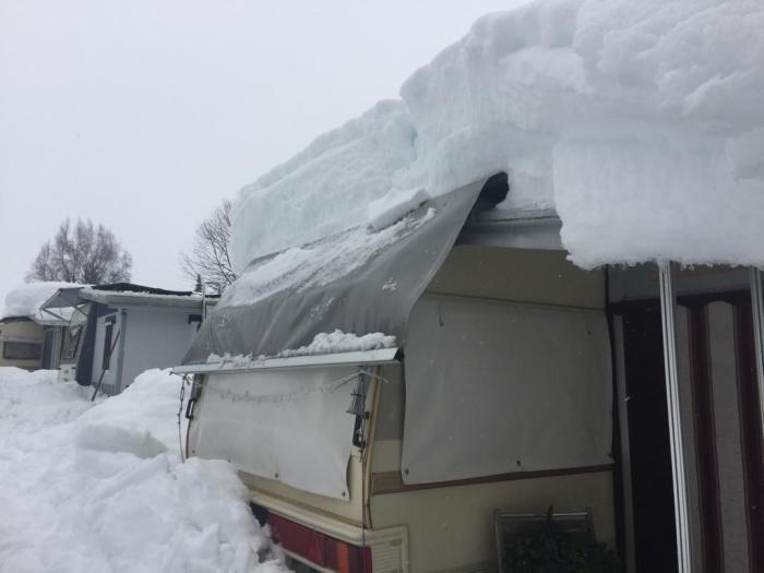CampingWelt schade