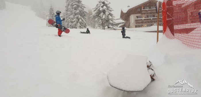 Konigsleiten Ski like a Pro