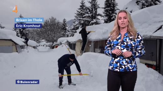 RTL Weer Brixen im Thale 12 jan 2019