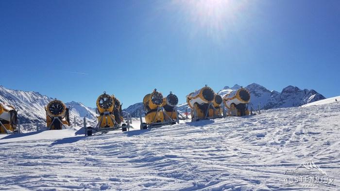 Zillertal Arena sneeuwkanon Krimml
