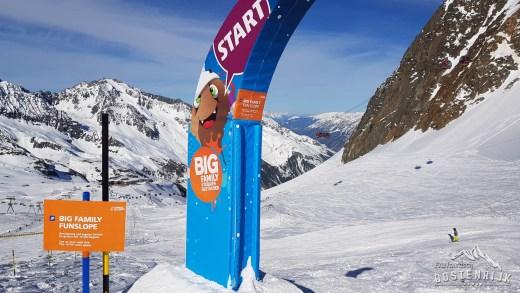 Stubaier Gletsjer Big Funslope