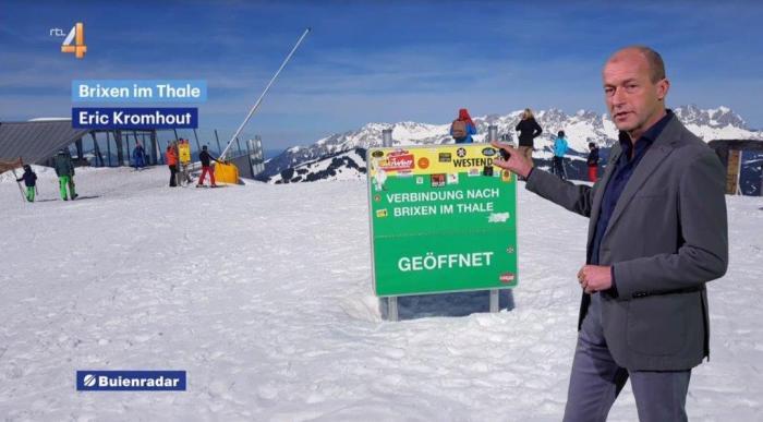RTL Weer Westendorf 17 maart 2019