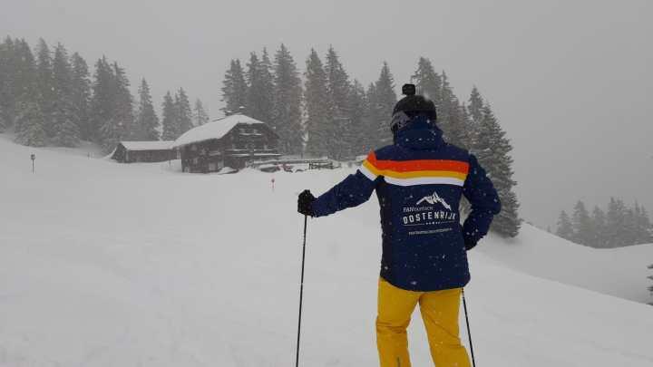 FANtastisch Oostenrijk sneeuwval 15-03-2019