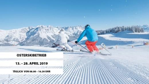 Pasen 2019 Ellmau open