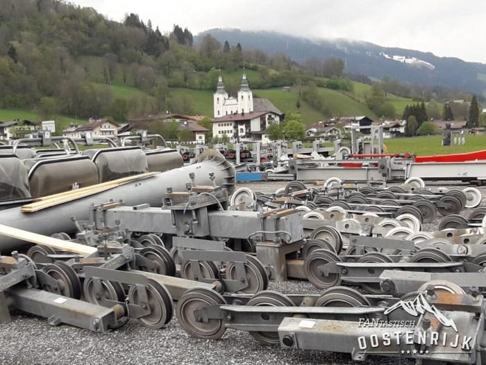 Brixen im Thale Bubble Express Zinsbergbahn