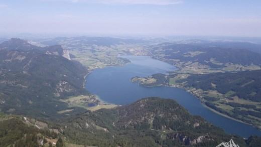 Wolfgangsee in het Salzkammergut