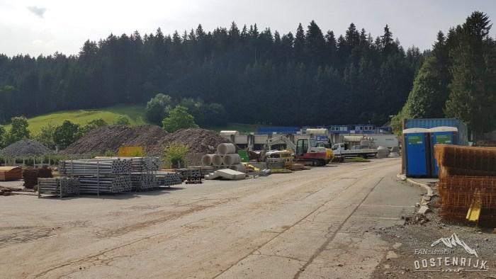 Fleckalmbahn Nieuwbouw