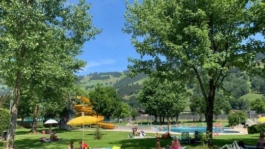 Zwembad Badewetter Brixen im Thale