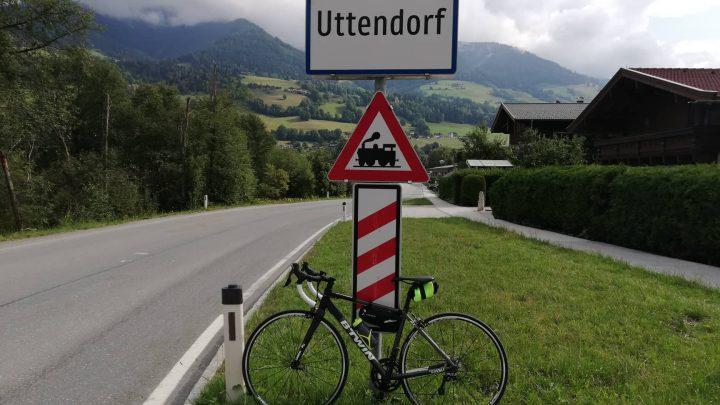 Racefiets Gabi Uttendorf