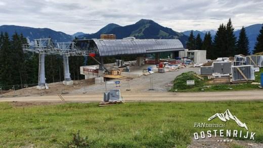 Brixen im Thale Zinsbergbahn Nieuwbouw