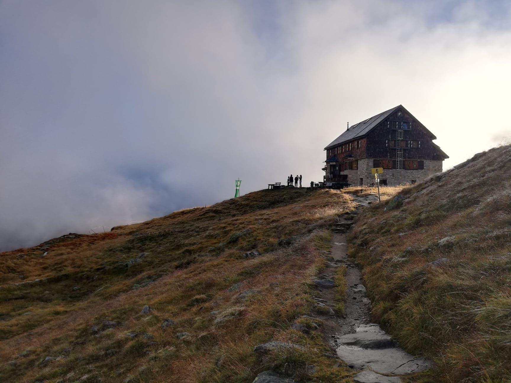 Neuer Fürtherhütte