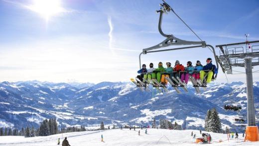 Foto Summit Travel SkiWelt
