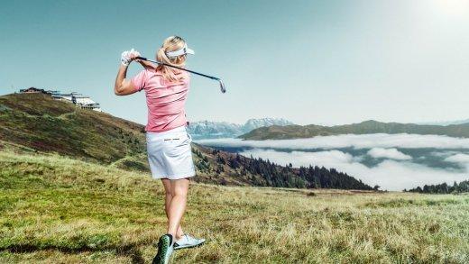 Schmittenhöhe Golf
