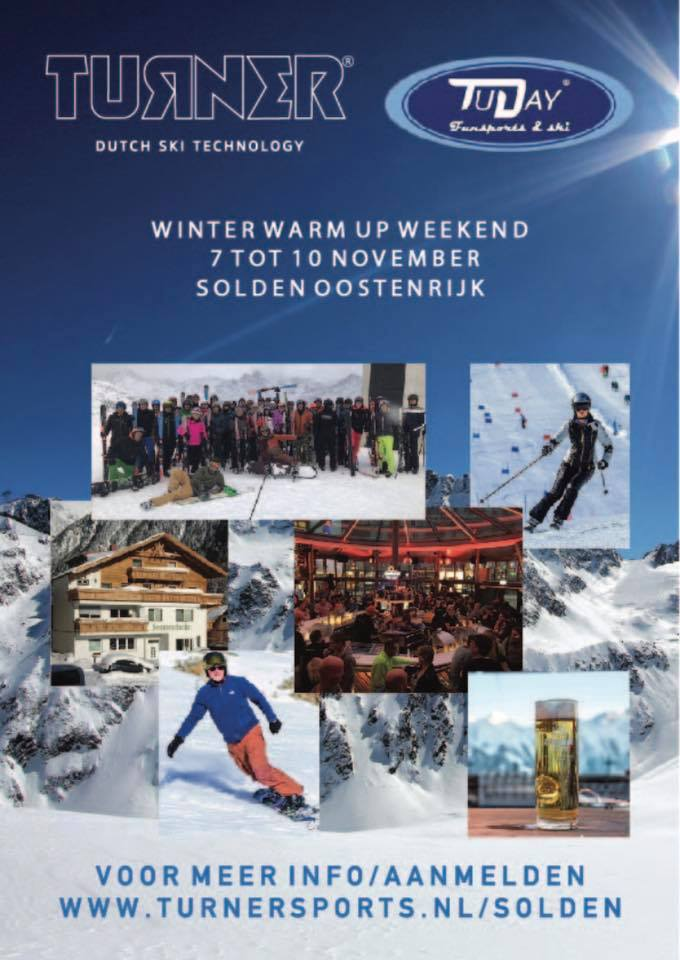 Winter Warm Up Weekend 2019