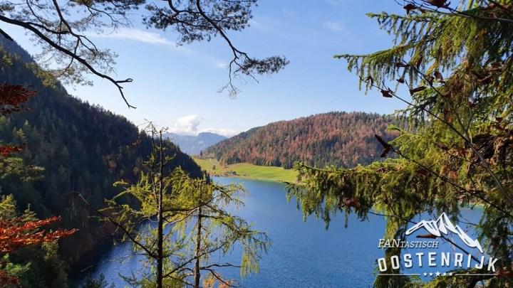 Hintersteiner See Herfst