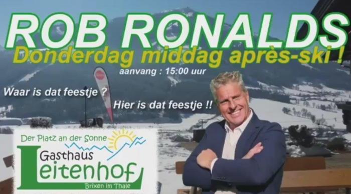 Apres Ski Leitenhof Rob Ronalds