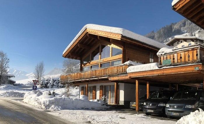 Bramberg Pinzgauhaus winter