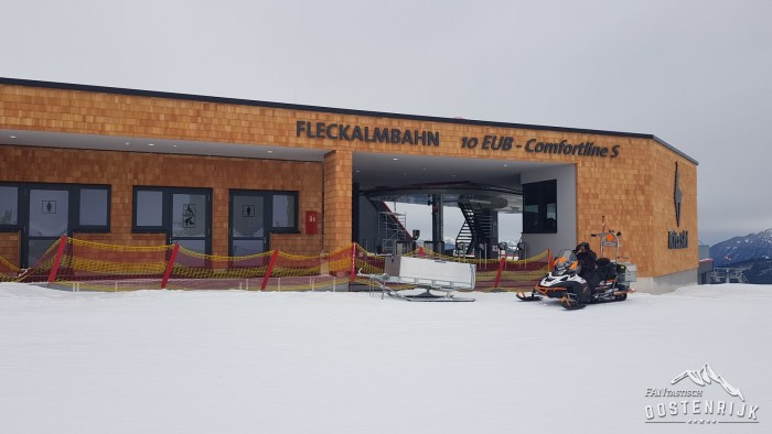Fleckalmbahn Neu Kirchberg KitzSki