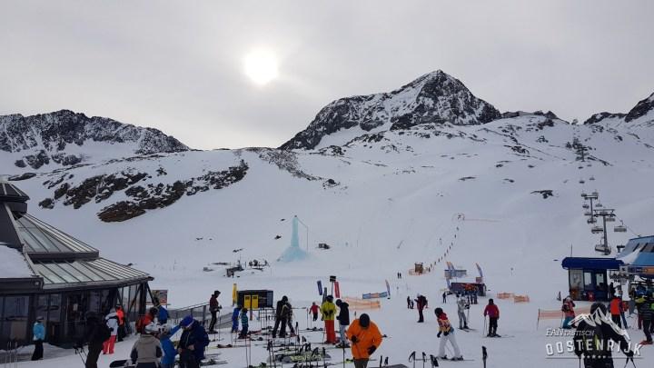 Stubaier Gletsjer Gamsgarten