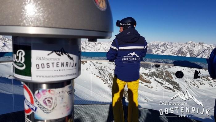 Pitztaler Gletsjer FANtastisch Oostenrijk
