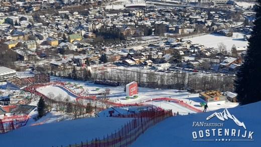 Slalom zege in Kitzbühel voor Daniel Yule