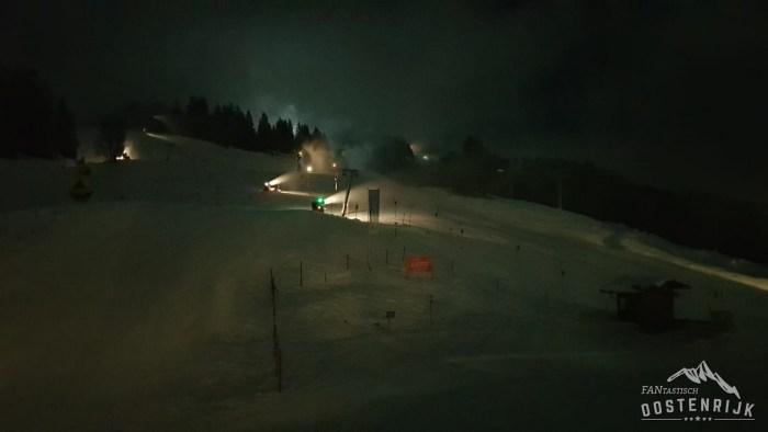 Hoch Brixen Sneeuwkanonnen