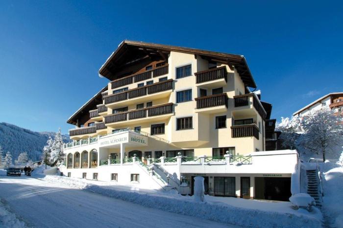 serfaus - hotel alpenruh - hotel