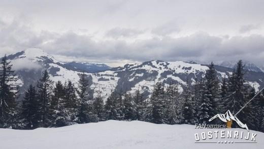 Westendorf een klein rondje in het skigebied