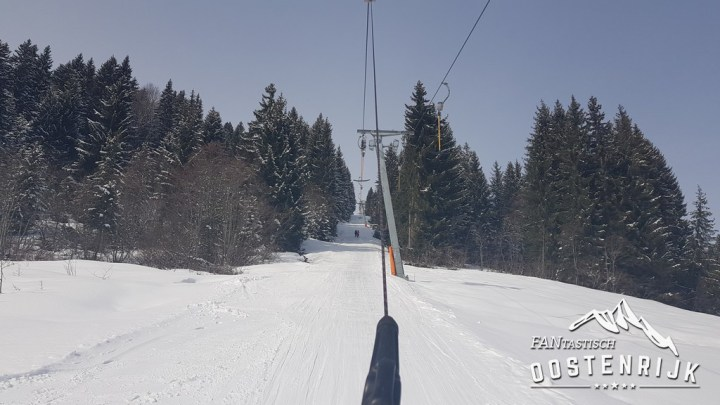 SkiWelt Ranhartlift Ellmau