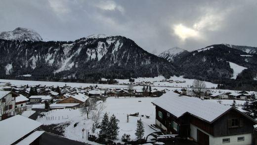 Sneeuwstorm trekt vanavond over Oostenrijk