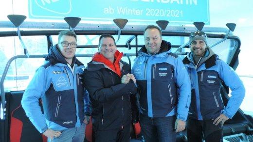 reiteralm schoberbahn Ski amadé