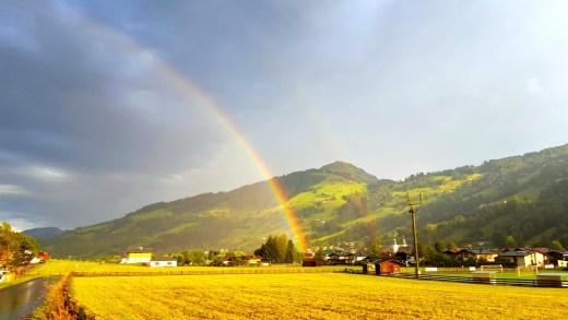 Weerbericht Oostenrijk zon, regen onweer en sneeuw!