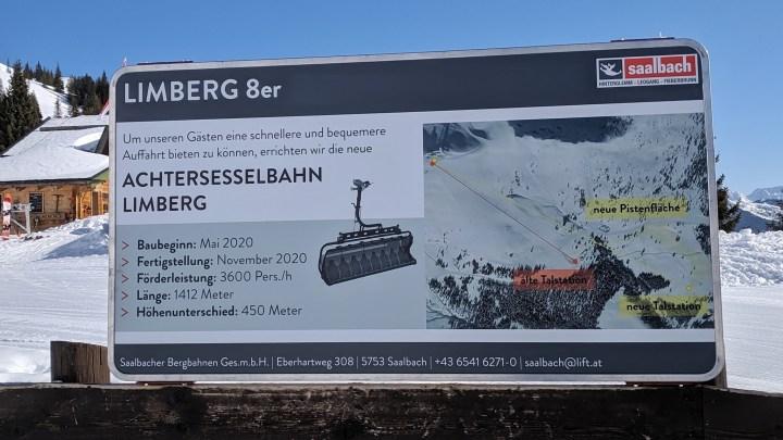 Saalbach Limberglift 2021