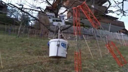 Van Skilift naar Bierlift Video