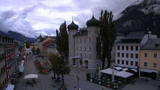 Lienz Hauptplatz