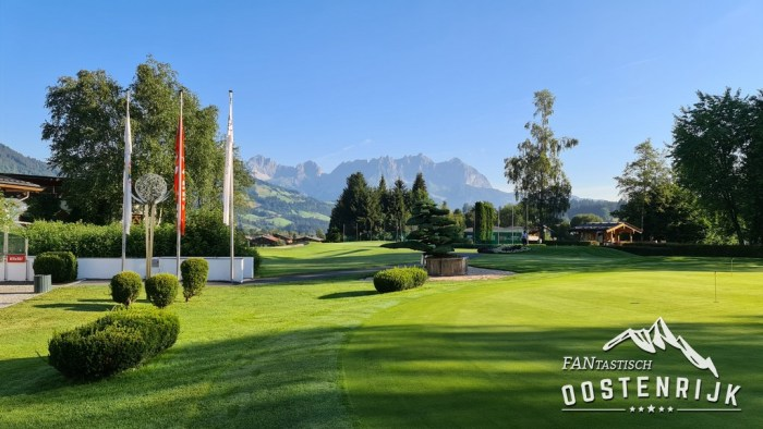Golfbaan Kitzbühel Schwarzsee Reith