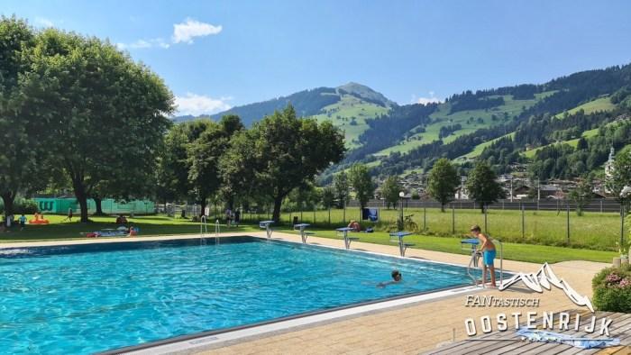 Brixen im Thale zwembad