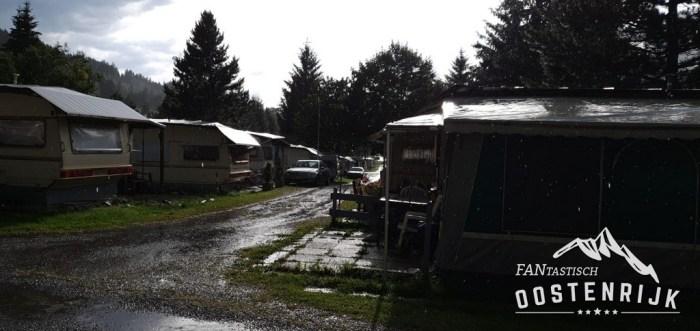 Brixental onweer regen