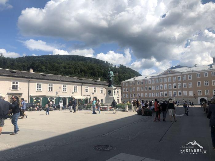 Mozart Salzburg