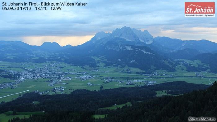 St Johann in Tirol 5 sep 2020