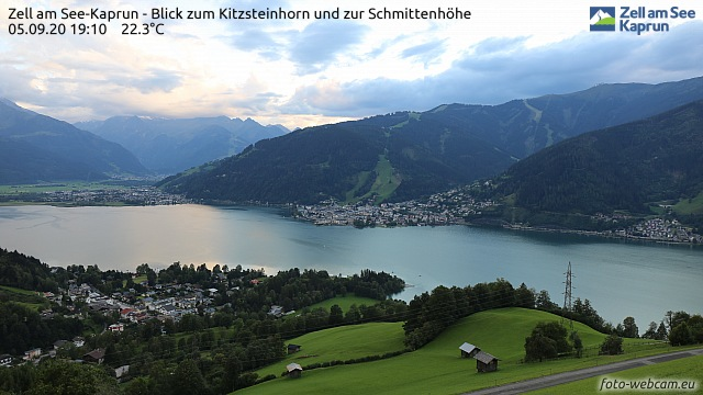 Zell am See 5 sep 2020