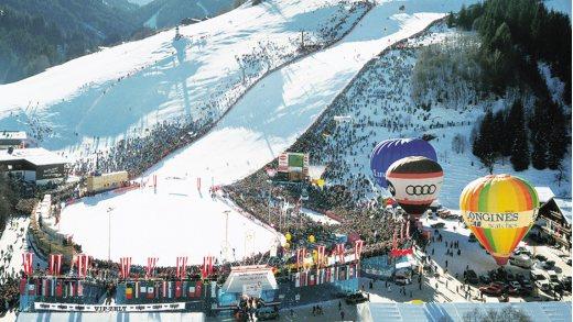 Wereldkampioenschap Saalbach Hinterglemm 1991