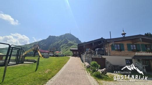 St Johann in Tirol Harschbichlbahn bergstation