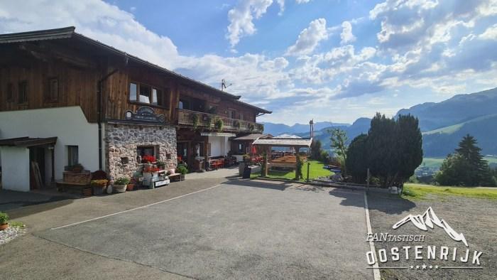 Kirchberg Obergaisberg Middenstaion Rodelbahn