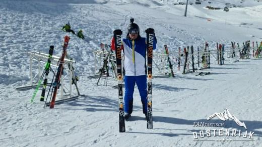 Nieuwe Ski Max Limit van Turner Dutch Ski Technology