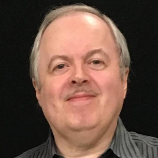 Richard A. Knaak author headshot photo