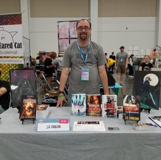 Author JD Cunegan Photo
