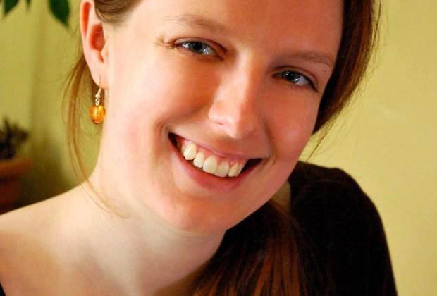 A.F.E. Smith, author of Darkhaven